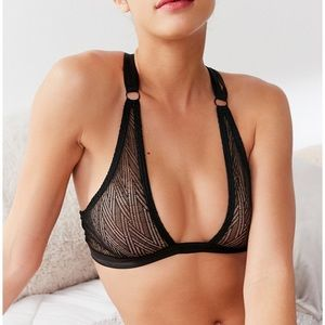 NWT Urban outfitters sheer strappy bralette
